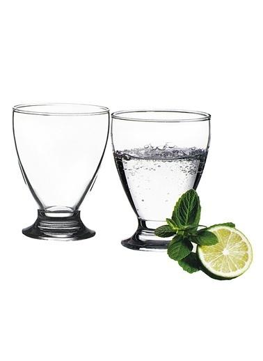 Paşabahçe 6'Lı Çın Çın Su Bardağı Renksiz